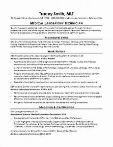 10 medical laboratory technician resume sle hinweise zur ausarbeitung eines essay