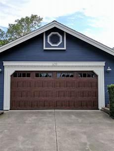garage doors amarr oak summit 1000 walnut garage door