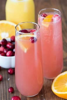 cranberry orange mimosa bellini crazy for crust