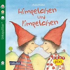 Himpelchen Und Pimpelchen Probst Buch Buecher De