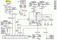2002 gmc trailer wiring diagram i a 2001 yukon xl 2500 with the 8 1 in it when i hit the brakes the right turn signal