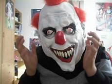 maquillage clown tueur homme 108811 je vous presente mon masque de clown tueur