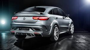 Hamanns Mercedes AMG GLE 63 Is Packing 680 Horses W