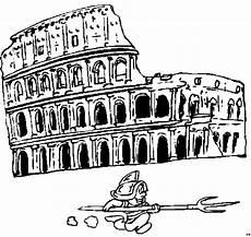 Malvorlagen Kostenlos Rom Kolosseum Rom Ausmalbild Malvorlage Landschaften