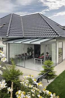 Wintergarten Ideen Gestaltung - wintergarten gestaltung faltt 252 ren glas essbereich
