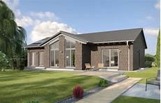 Bungalow Modern Satteldach - fertighaus bungalow marmilla mit satteldach und klinker