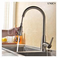 kitchen faucets vancouver pull out style solid brass kitchen faucet kpf002 in vancouver