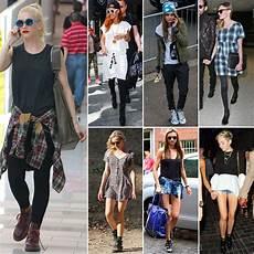 wearing the 90s trend popsugar fashion