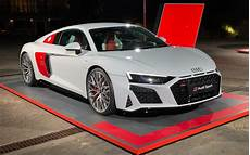 2020 audi r8 v10 performance quattro racing is in its