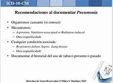 2019 icd code for aspiration pneumonia