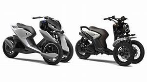 Yamaha Motor To Showcase 03GEN Concept At Bangkok
