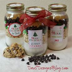 cookie mix im glas craft ideas and more from davet designs 8th day of