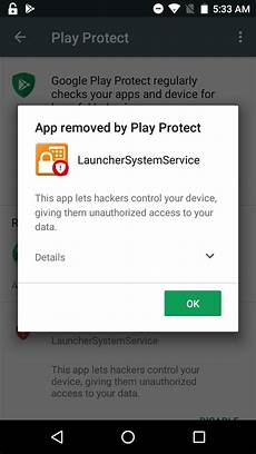 play protect detects some honeywell application as