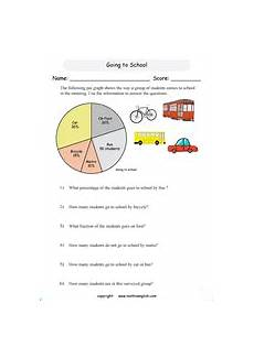 pie and circle graph worksheets with sixth grade math problems such as geometry ratios and