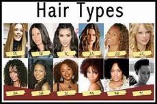 Hair Texture Numbers