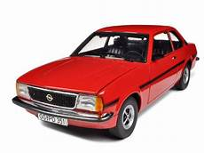opel ascona b 1975 opel ascona b sr 1 18 diecast model car by