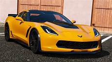 Corvette C7 Z06 - 2014 chevrolet corvette c7 stingray gta5 mods