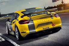 Porsche Cayman Gt4 Clubsport Mr Trims Its Weight Carsifu