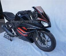 Modifikasi All New Cb150r by All New Cb150r Facelift 2016 Modifikasi Menggunakan