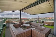 panoramic apartment with roof terrace with prague