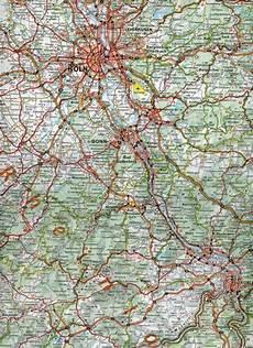 köln frankfurt entfernung michelin regionalkarte nrw hessen stadtpl 228 ne frankfurt