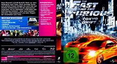 The Fast And The Furious 3 Tokyo Drift Dvd Cover