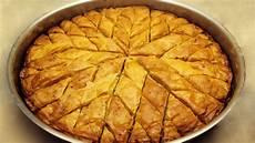 baklava selber machen baklava rezept t 252 rkisches baklava mit waln 252 ssen selber