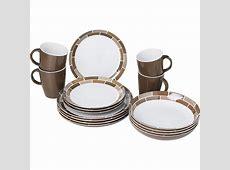 Brunner Lunch Box Melamine Dinnerware Set (16 Pieces)   eBay