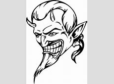 Devil coloring page   Free Printable Coloring Pages