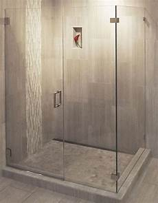 This Modern Shower Is And Understated The Tiles