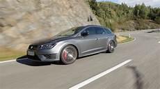 seat st cupra performance paket 2015er test drive
