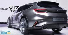geneva 2018 subaru viziv tourer concept coming in 2020