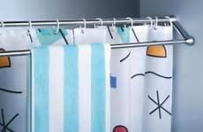 Storage Shower Curtain