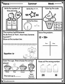 geometry revision worksheets 871 daily math review spiral review in summer grade