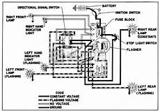 1955 oldsmobile wiring diagram 1955 buick signal system hometown buick