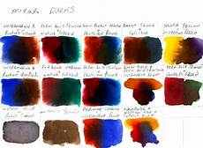 jeanne dobie s mixing greens and mixing darks wetcanvas color combinations pinterest