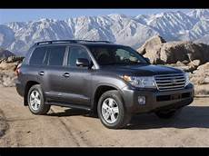 2013 toyota land cruiser start up and review 5 7 l v8