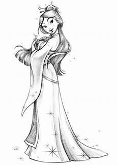 Malvorlagen Disney Xd Disney Princess On Behance Disneyprincess Disney
