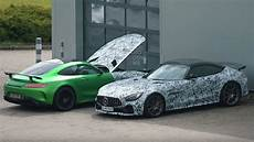 at this point the 2020 mercedes amg gt black series is