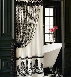 bathroom ideas with shower curtains bathroom decor ideas luxurious shower curtains rotator rod