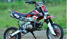 Modifikasi Motor Mini by 50 Gambar Modifikasi Motor Trail Grasstrack Adventure