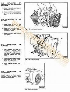 Bobcat 630 631 632 Repair Manual Skid Steer Loader