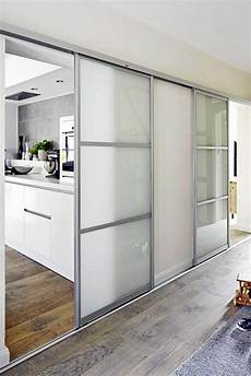 küche mit schiebetür schiebet 252 ren f 252 r offene wohnk 252 chen skandinavische k 252 che