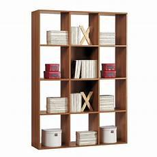 costruire scaffali in legno libreria scaffale legno 4 ripiani colore noce