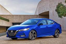Preview Redesigned 2020 Nissan Sentra  CARFAX