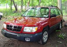 old car repair manuals 1999 subaru forester on board diagnostic system find used 1999 subaru forester l wagon 4 door 2 5l 5 speed manual no reserve in garrison new