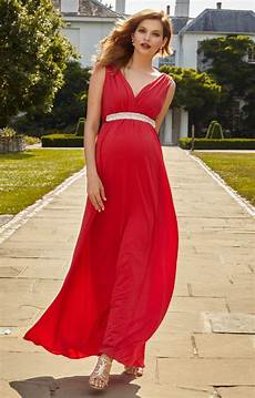 maternity gown sunset maternity