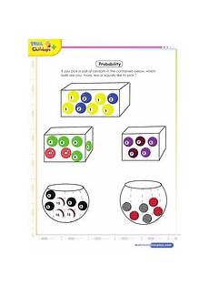 worksheets on probability for grade 3 5868 probability worksheet for 2nd grade 2nd grade math worksheets math worksheets 1st grade
