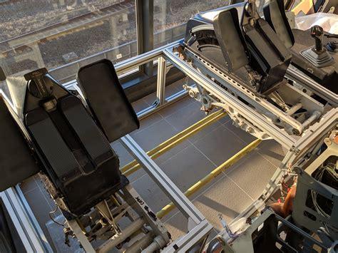 A320 Rudder Pedals