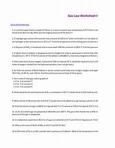 16 best images of gas law calculations worksheets answers ideal gas law worksheet answer key